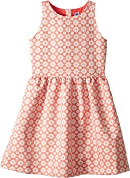 Jacquard Dress (Toddler/Little Kids/Big Kids)