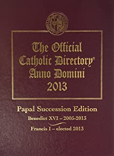Official Catholic Directory: 2013 (The Official Catholic Directory)