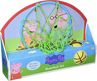 Nickelodeon Peppa Kid's Basketball Hoop with Ball