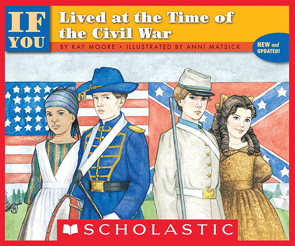 If You Lived At The Time Of The Civil War (If You…) (English Edition)