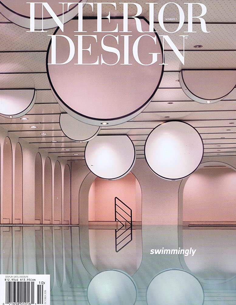 作業戦闘教育学Interior Design [US] October 2019 (単号)