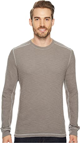 True Grit - Softest Slub Waffle Thermal Shirt