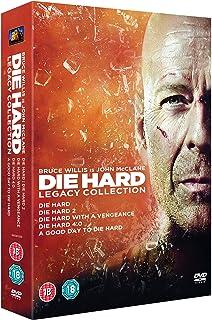 Die Hard 1-5 - Legacy Collection (5 Dvd) [Edizione: Regno Unito] [Italia]