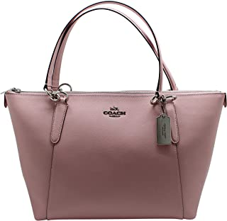 F57526 Ave tote Silver/Carnation, Large