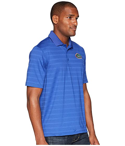 From UK For Sale Champion College Florida Gators Textured Solid Polo Royal Brand New Unisex Clearance Store Cheap Sale Manchester TPXADCVaWl