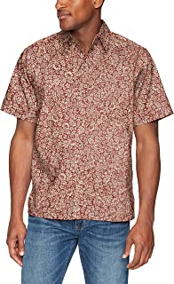 Men's Moorea Garden Spooner Kloth Classic Fit Hawaiian Shirt