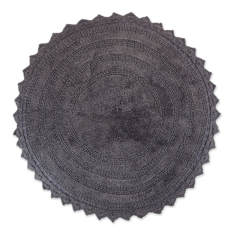 round bath mats amazon com rh amazon com small round bath rugs