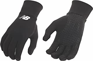 New Balance Lightweight Touchscreen Warm Running Gloves, Anti Slip Men's and Women's Winter Gloves