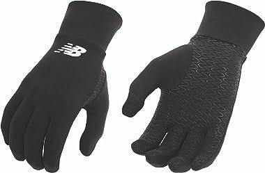 New Balance Lightweight Touchscreen Warm Running Gloves, Anti Slip Men's and Women's Winter Gloves
