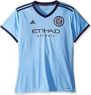 adidas New York City FC Women's Jersey Home Replica Soccer Jersey