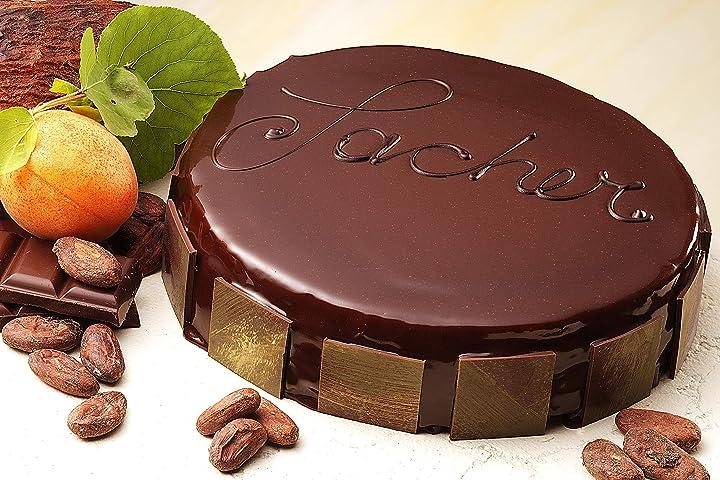 Torta sacher classica, 750g pasticceria passerini dal 1919 AN01003002b