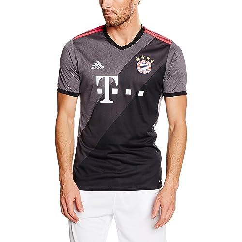f1476a3d80b adidas Men's Fc Bayern München T-Shirt