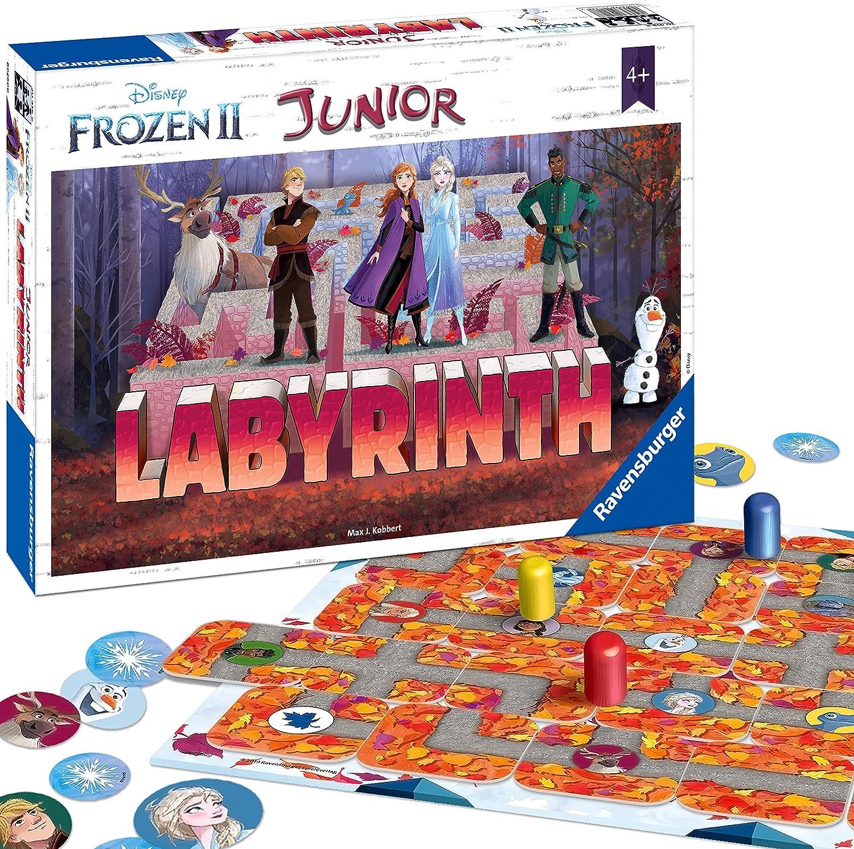 #Juegodemesa Labyrinth Junior Frozen por sólo 16,10€ ¡¡42% de descuento!!
