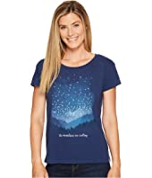 Life is Good - Mountains Calling Breezy Tee