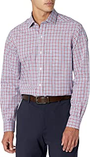 Buttoned Down mens Classic Fit Spread Collar Pattern