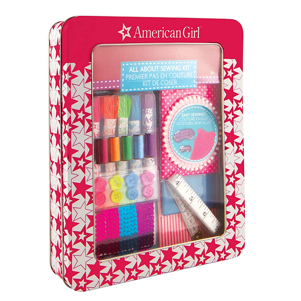 American Girl All About All About Sewing Kit