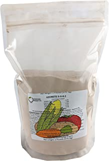 Azomite Rock Dust Volcanic Ash (Certified Dealer) Organic Trace Minerals