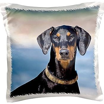 3drose German Shepherd Puppy Dog On Blankets Zandria Muench Beraldo 16 By 16 Inch Na02 Zmu0125 Pillow Case Pc 140405 1 Home Kitchen Bedding