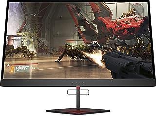 HP OMEN X 27 240 Hz Quad HD Gaming Monitor (2560 x 1440), (1 DP, 1 HDMI, 2 USB), Black