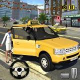 Loca Taxi Conducción Simulador 2018: Nueva York Ciudad Taxi Conductor Juegos