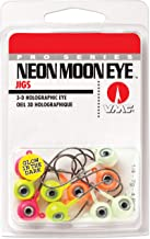 VMC Neon Moon Eye Jig Glow Kit 1/4 Assorted, One Size