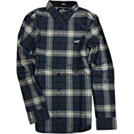 Hollister Men's Front Button Down Shirt