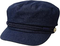 Summer Emmy Newsboy Cap
