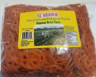 chicharrones fried wheat wheels