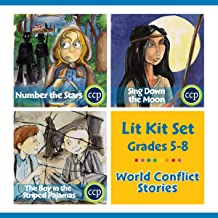 World Conflict Stories Lit Kit Set