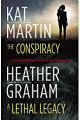 The Conspiracy & A Lethal Legacy/The Conspiracy/A Lethal Legacy (Maximum Security) Kindle Edition