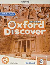 Oxford Discover: Level 3: Workbook with Online Practice