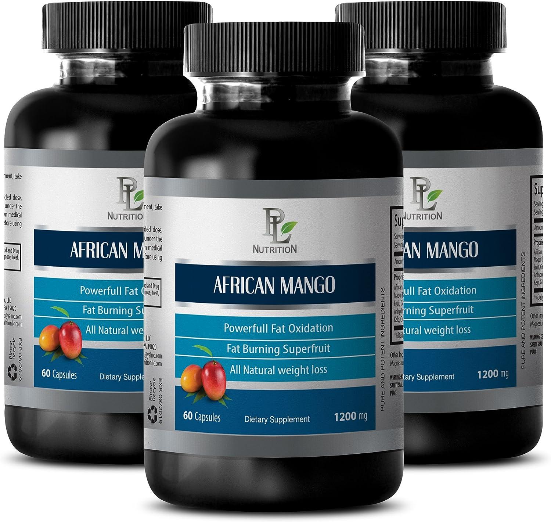 Weight Loss Natural Vitamins Max 65% OFF - African Ma Mango 1200MG Dallas Mall