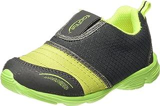 Footfun (from Liberty) Unisex Green Indian Shoes - 1 UK/India (33 EU) (9956013143330)