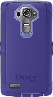 OtterBox Defender Case for LG G4 – Retail Packaging – Periwinkle Purple/Liberty Purple