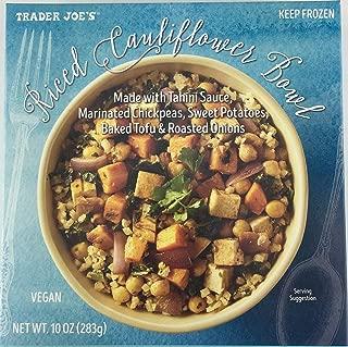 Trader Joe's Riced Cauliflower Bowl (8 Pack)