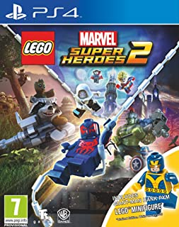 LEGO Marvel Super Heroes 2 Minifigure Edition (PS4) (New)
