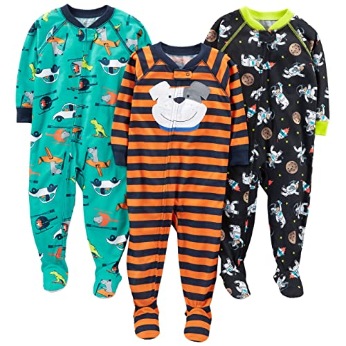 61a097bb5998 Carter s Baby Boy Pajamas  Amazon.com