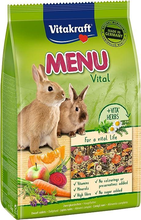 Mangime per conigli nani vitakraft B002SFDFR0