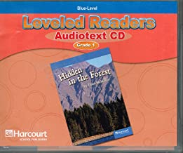 Storytown: Blue Level Audiotext CD Collection Grade 1