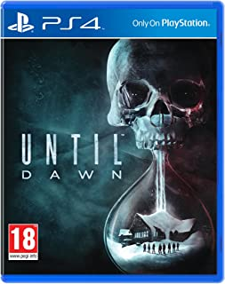 PlayStation Until Dawn (Ps4)