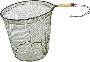 elastischer Gummischlaufe und Karabinerhaken Storfisk fishing /& more Premium Watkescher zum Fliegenfischen oder Meeresangeln mit Magnet-Clip gummiertes Netz