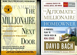 Set of 2 the Millionaire Next Door & the Automatic Millionaire Homeowner