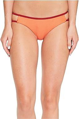 Frothy Cheeky Bikini Bottom