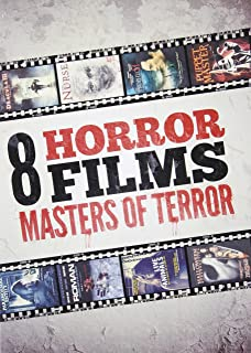 8 Film Masters of Terror Collection 10