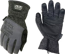 Winter Work Gloves for Men by Mechanix Wear: Winter Fleece - Touchscreen, Insulated with 3M Thinsulate (Medium, Dark Grey)