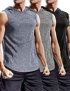 men's sleeveless sweatshirt