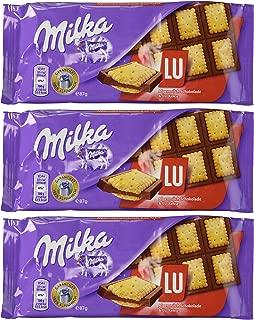Milka & Lu Biscuits - Pack of 3