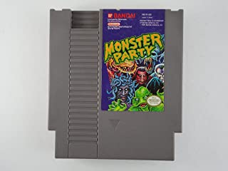 monster party nes