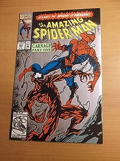 Amazing Spider-Man #361 2nd Printing (Marvel Comics 1992)