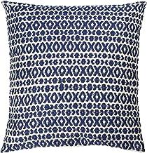 """Structure Hugs & Kisses Blue 18"""" Pillow"""